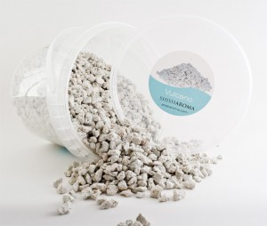 ásványi vízipipa kavics, kő, shisharoma