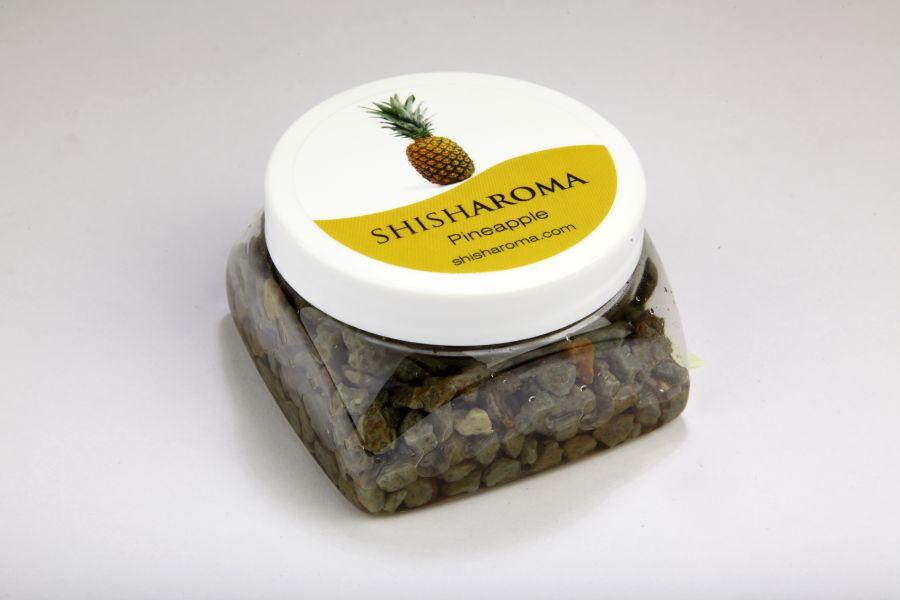 Ananász ízesítésű vízipipa ásvány