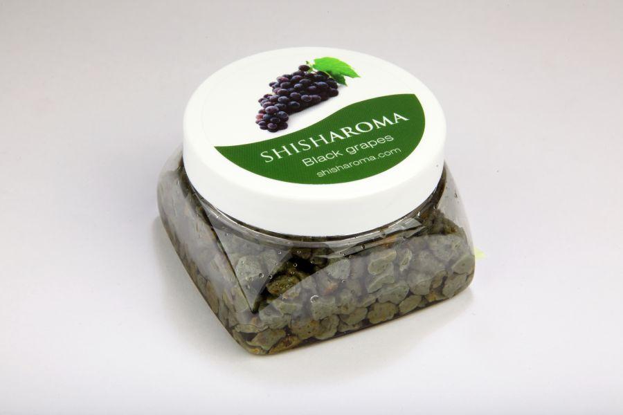 Fekete szőlő ízesítésű vízipipa kő