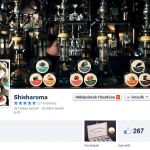 Shisharoma, Facebook